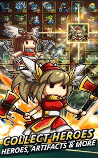 Endless Frontier Saga 2 - Online Idle RPG Game Screenshot