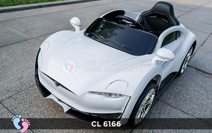 Xe hơi điện cho bé CL6166 10