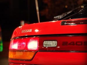 180SX KRPS13 1994y type xのカスタム事例画像 ☆daisuke☆a.k.a 日産に乗るオッさんさんの2018年11月23日22:59の投稿