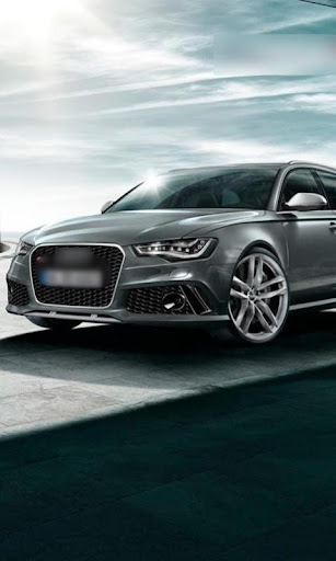 Wallpapers with Audi RS6