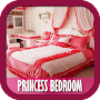 Princess Bedroom Photo Frame APK icon