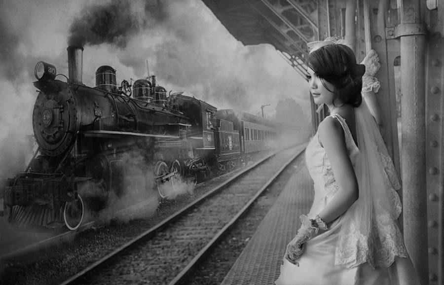 waiting for you by Iwan Ngk - People Portraits of Women ( waiting for you )