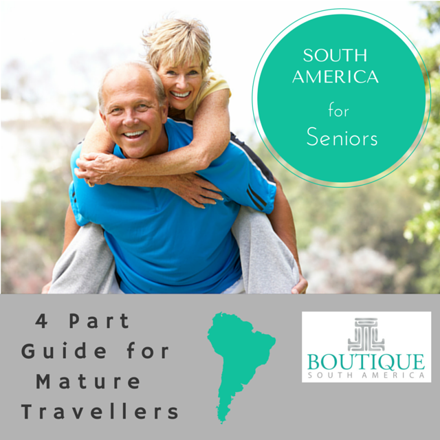 South America Tours for Seniors