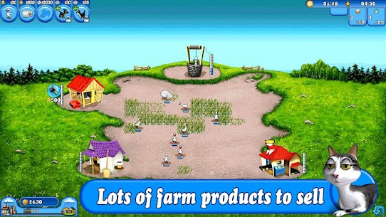 Farm Frenzy Free: Time management game Mod 1.2.80 Apk [Unlimited Money] 5