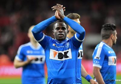 """Serge Tabekou klaar voor doorstart op huurbasis bij OH Leuven: """"Bij Gent zou ik toch niet veel spelen"""""""