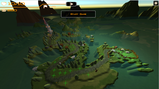 Wolves Tower Defense 1.05 screenshots 2