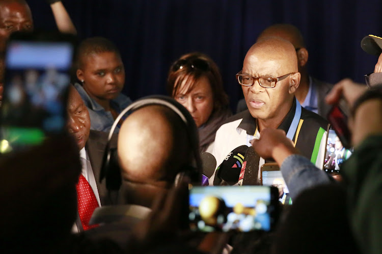 ANC Secretary General Ace Magashule.