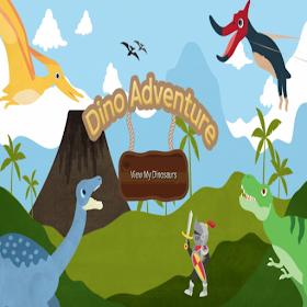Dinosaurs Adventure Go Cartoon