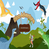 Dinosaurs Adventure Go Cartoon