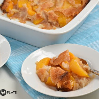 Old Fashioned Peach Cobbler - nothing like it!.