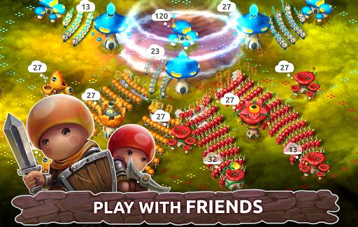 Mushroom Wars 2 - Epic Tower Defense RTS apktram screenshots 3