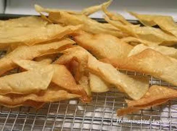Fried Nachos Recipe