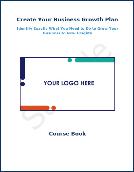 Create Your Business Growth Plan - CourseBookSample