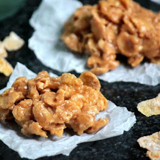 Honey Cornflake Candy