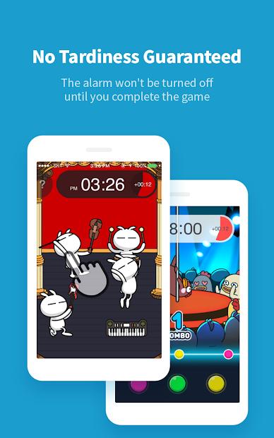 AlarmMon Android App Screenshot