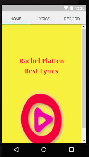 Rachel Platten Lyrics
