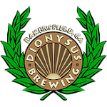 Logo of Dionysus Berlinersfield With Black Raspberries