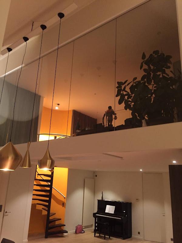 Interieurinrichting van een villawoning