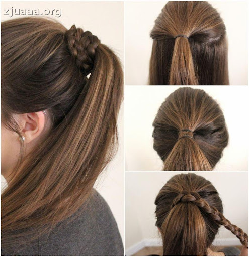 Hairstyles step by step 2018  screenshots 7