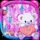 Kawaii  Bear Keyboard Theme icon