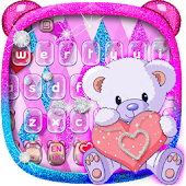 Kawaii  Bear Keyboard Theme