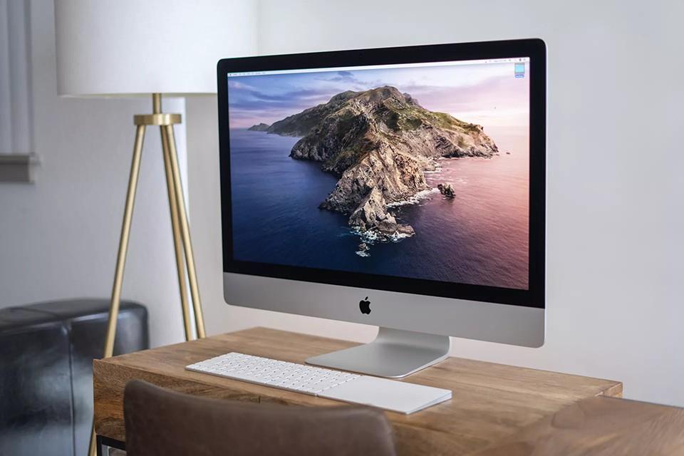 đồ họa iMac 27 inch 2020 Retina 5K