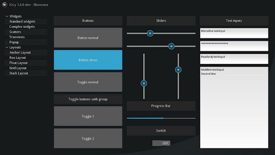 Kivy Launcher 1.9.1.1 Latest MOD APK 3