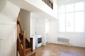 Duplex 2 pièces 29,66 m2