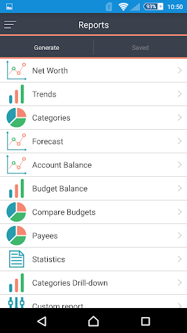 android MoneyWiz 2 - Personal Finance Screenshot 15