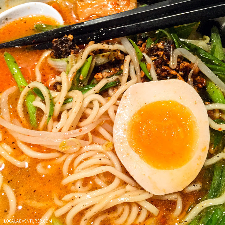 Totto Ramen (Ultimate NYC Food Bucket List - 49 Places to Eat in NYC).