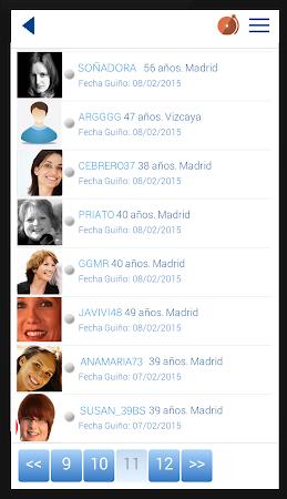 QueContactos Dating in Spanish 1.4.16 screenshot 1418012