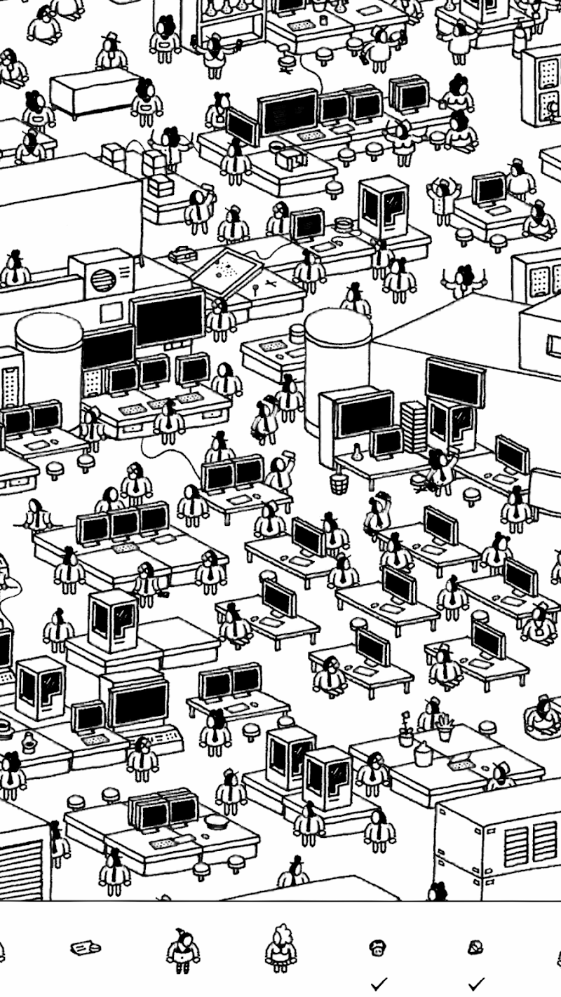 Hidden Folks Screenshot 2