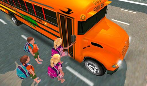 SMA Bus Driving 3D 1.2.9 screenshots 18