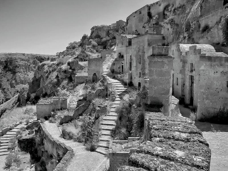 Antiche scale di Fotodiale