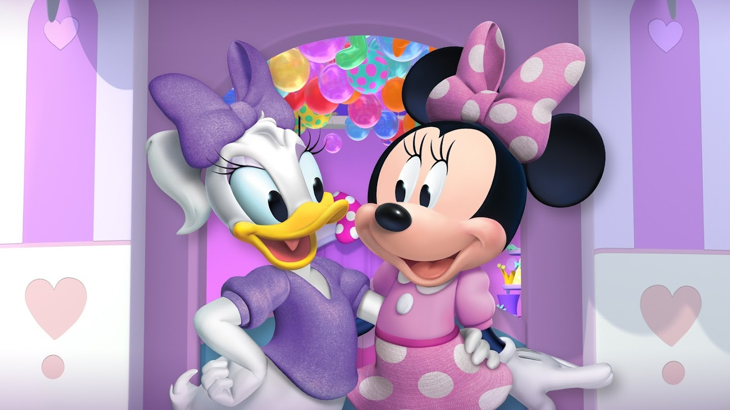 Watch Minnie's Bow-Toons live