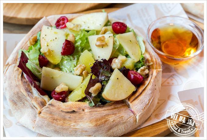 堤諾披薩菜單蔬果米蘭花園