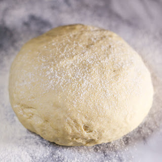 Thick Crust Pizza Dough Recipe