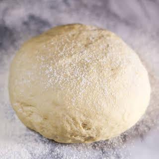 Thick Crust Pizza Dough.