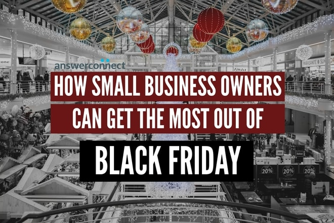 small business black friday tips