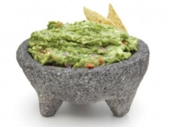 Border Guacamole Recipe