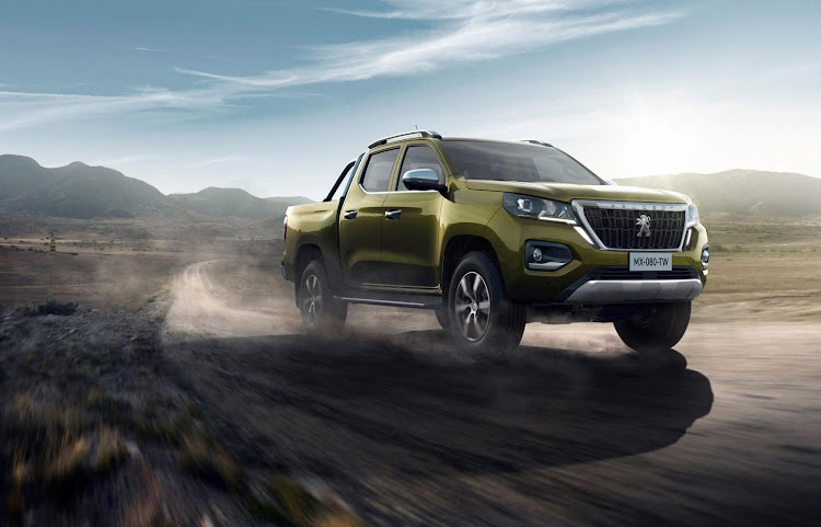 The Peugeot Landtrek is one of the new models Stellantis plans to bring to SA in 2021.