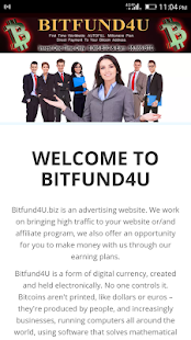 BITFUND4U- screenshot thumbnail