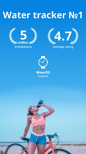 Water Time Pro 💧 Drink Tracker & Reminder screenshot 1