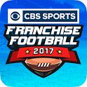 CBS Sports Franchise Football 2017 1.1.2  APK