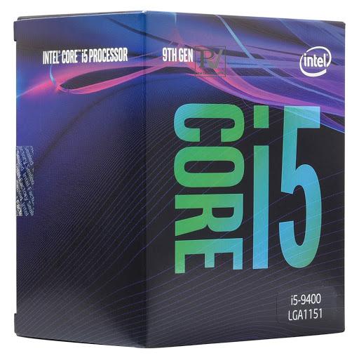 Bộ vi xử lý/ CPU Intel Core i5-9400 (9M Cache, up to 4.10GHz)