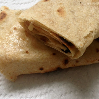 Terrifically Tasty Tortillas (Low-fat, whole wheat, and low sodium)