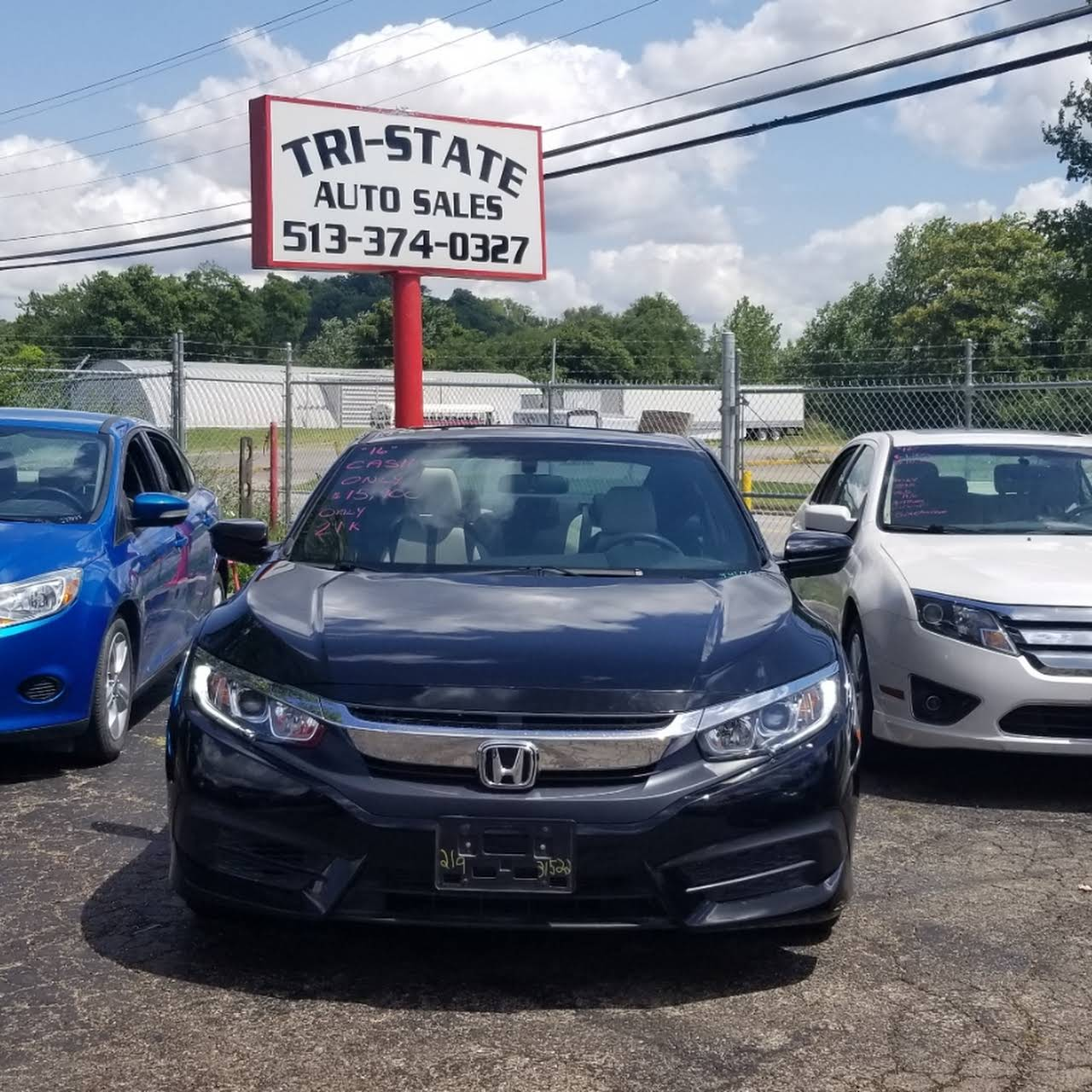 Tri State Auto Sales >> Tri-State Auto Sales - Used Car Dealer in Cincinnati But