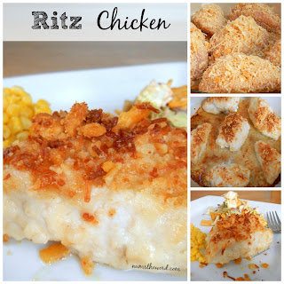 Baked Ritz Recipes