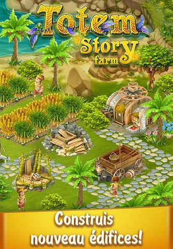 Télécharger Totem Story Farm APK MOD (Astuce) screenshots 5