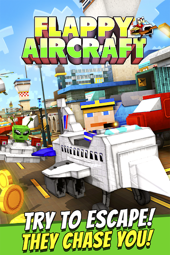 Flappy Aircraft - Flappy Plane